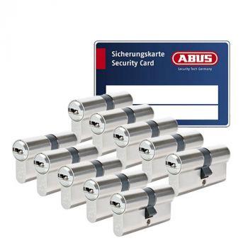 Abus Bravus 3000 SKG3 - 10 cilinders met 30 sleutels