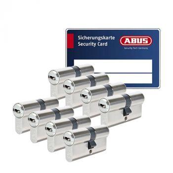 Abus Bravus 3000 SKG3 - 8 cilinders met 24 sleutels