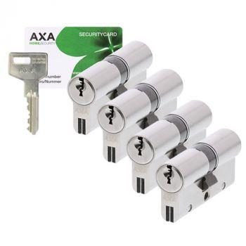 AXA Xtreme Security SKG3 - 4 cilinders met 12 sleutels