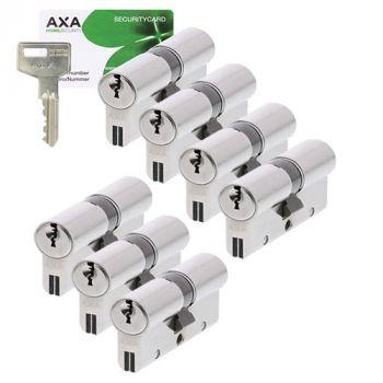 AXA Xtreme Security SKG3 - 7 cilinders met 21 sleutels
