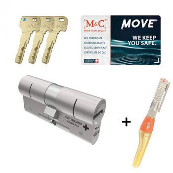 M&C Move SKG3 - 1 cilinder met 3 sleutels