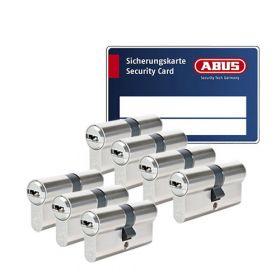 Abus Bravus 3000 SKG3 - 7 cilinders met 21 sleutels