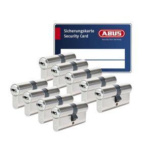 Abus Bravus 3000 SKG3 - 9 cilinders met 27 sleutels