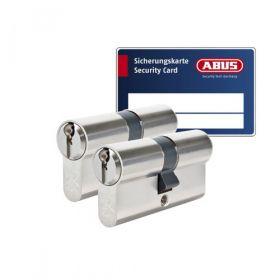 Abus S6+ SKG3 - 2 cilinders met 6 sleutels