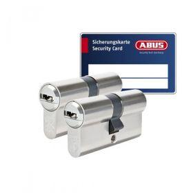 Abus Vela 1000 SKG3 - 2 cilinder met 6 sleutels