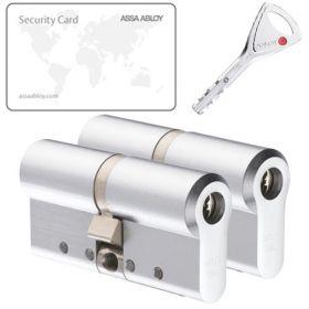Assa Abloy Protec2 SKG3 - 2 cilinders met 6 sleutels