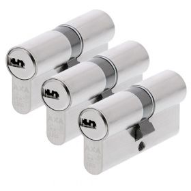 AXA Comfort & Security SKG2 - 3 cilinders met 9 sleutels
