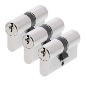 AXA Security SKG2 - 3 cilinders met 9 sleutels