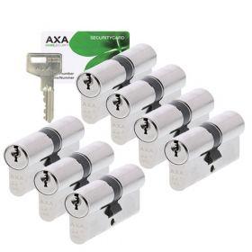AXA Ultimate Security SKG2 - 7 cilinders met 21 sleutels