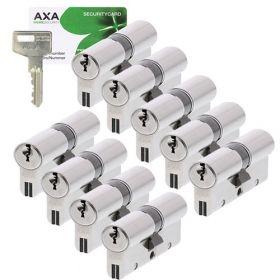 AXA Xtreme Security SKG3 - 9 cilinders met 27 sleutels