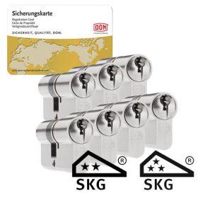 Dom Sigma Plus SKG2 - 7 cilinders met 21 sleutels
