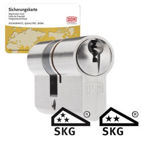Dom Sigma Plus SKG3 - 1 cilinder met 3 sleutels