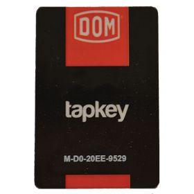 DOM Tapkey Pro NFC sticker