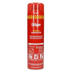Dräger spray brandblusser universeel thuisgebruik