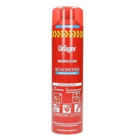 Dräger spray brandblusser voor kantoor en werkplaats