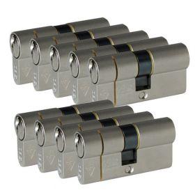 Iseo F6 Extra S SKG3 - 9 cilinders met 6 sleutels
