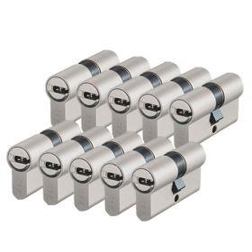 Iseo R6 SKG2 - 10 cilinders met 6 sleutels