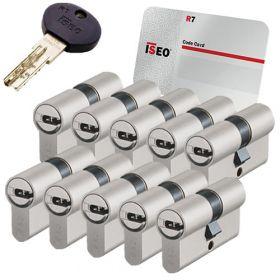 Iseo R7 SKG3 - 10 cilinders met 6 sleutels