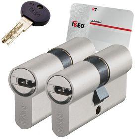 Iseo R7 SKG3 - 2 cilinders met 6 sleutels