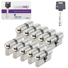 Mul-T-Lock Classic PRO SKG3 - 10 cilinders met 5 sleutels