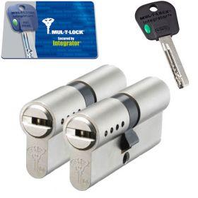 Mul-T-Lock Integrator SKG3 - 2 cilinders met 5 sleutels