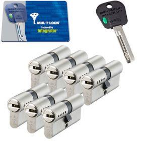 Mul-T-Lock Integrator SKG3 - 7 cilinders met 5 sleutels