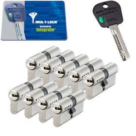 Mul-T-Lock Integrator SKG3 - 9 cilinders met 5 sleutels