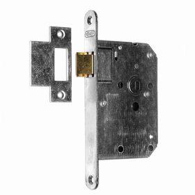Nemef 1255/17 RVS loopslot afgerond doornmaat 50 mm