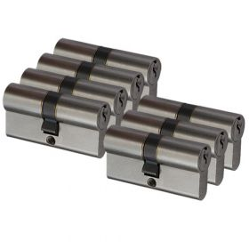 Nemef NF2 SKG2 - 7 cilinders met 21 sleutels