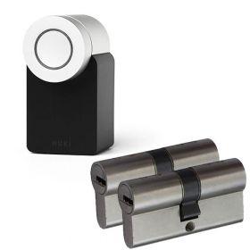 Nuki 2.0 Smart Lock + 2x Nemef NF4 cilinder SKG3