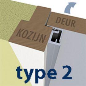 SecuStrip type 2 alu line