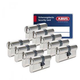 Abus S6+ SKG3 - 9 cilinders met 27 sleutels