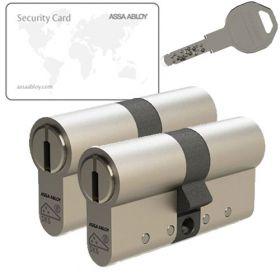 Assa Abloy K800 SKG3 - 2 cilinders met 6 sleutels