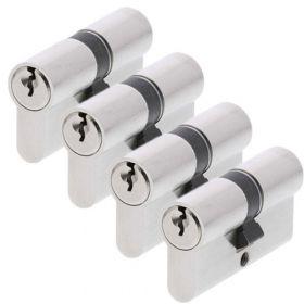 AXA Security SKG2 - 4 cilinders met 12 sleutels