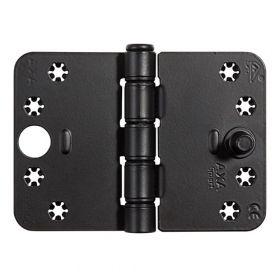 AXA Smart Easyfix zwart Veiligheidsscharnier 1687-12-56 SKG3