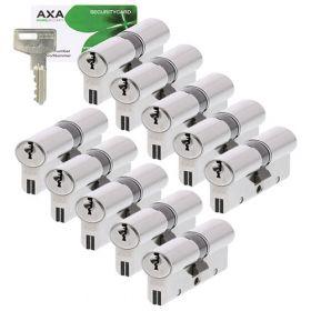 AXA Xtreme Security SKG3 - 10 cilinders met 30 sleutels