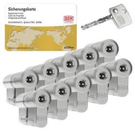 Dom Diamant SKG3 - 10 cilinders met 30 sleutels