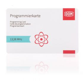 DOM ENIQ Pro Programmeerkaart