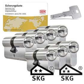 Dom IX Twido SKG2 - 7 cilinders met 21 sleutels