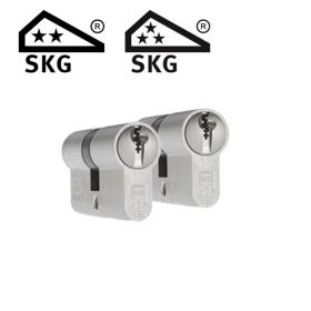 Dom Plura SKG2 - 2 cilinders met 6 sleutels