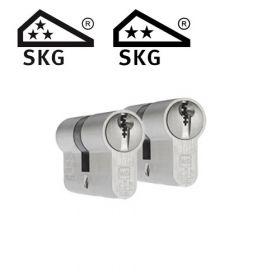 Dom Plura SKG3 - 2 cilinders met 6 sleutels