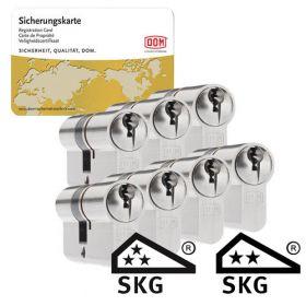 Dom Sigma Plus SKG3 - 7 cilinders met 21 sleutels