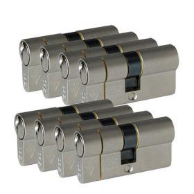 Iseo F6 Extra S SKG3 - 8 cilinders met 6 sleutels