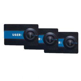 Iseo Libra Smart gebruikerskaart