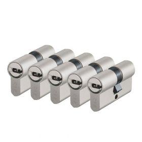 Iseo R6 SKG2 - 5 cilinders met 6 sleutels