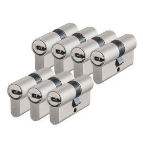 Iseo R6 SKG2 - 7 cilinders met 6 sleutels