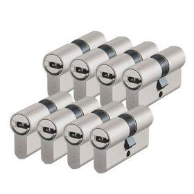 Iseo R6 SKG2 - 8 cilinders met 6 sleutels