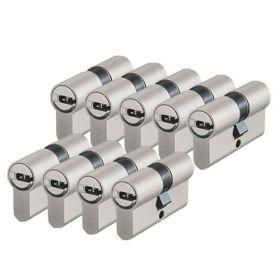 Iseo R6 SKG2 - 9 cilinders met 6 sleutels