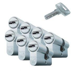 Mauer Elite 1 SKG2 - 7 cilinders met 21 sleutels