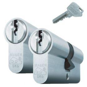 Mauer Standaard SKG2 - 2 cilinders met 6 sleutels